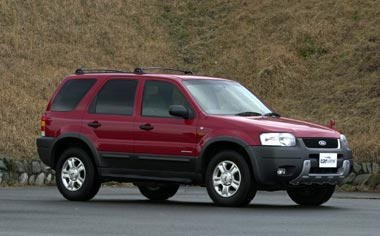 Ford Escape 2000 DOHC XLT AWD 4WD AT 2.0 (2000)
