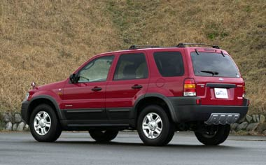 Ford Escape V6 3000 Xlt Awd 4wd At 3 0 2000