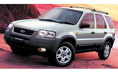 Ford Escape V6 3000 XLT AWD 4WD AT 3.0 (2004)