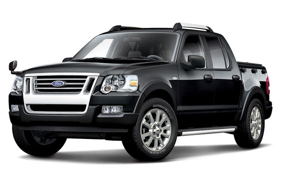 Ford Explorer Sport Trac V8 LIMITED LHD AWD AT 4.6 (2009)