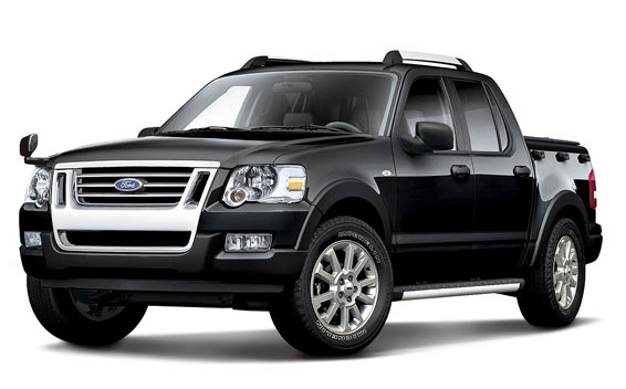 Ford Explorer Sport Trac 1