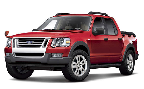 Ford Explorer Sport Trac 2