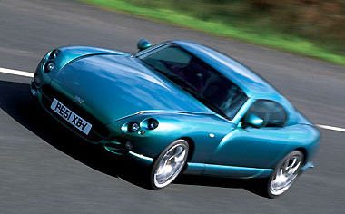 TVR Cerbera SPEED SIX MT 4.0 (2003)