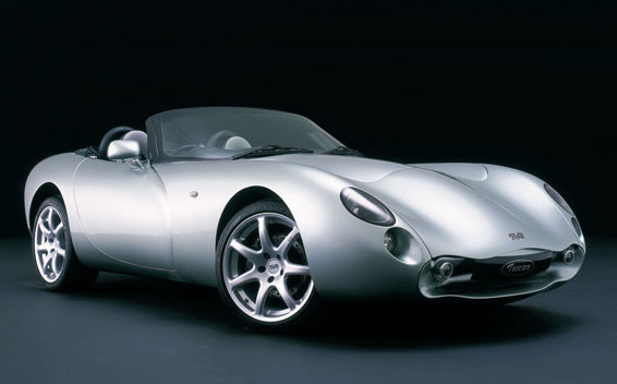 TVR Tuscan 1