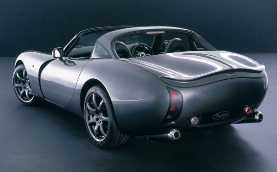 TVR Tuscan 3