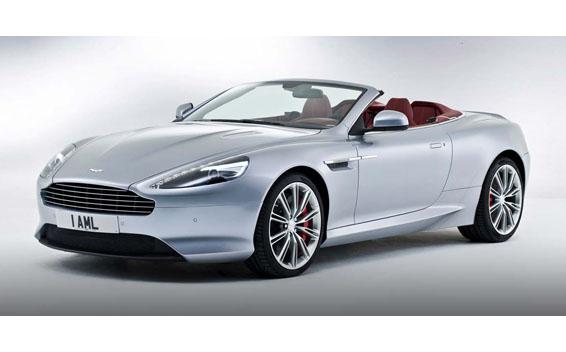 Aston Martin DB9 2