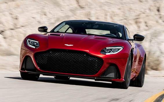 Aston Martin DBS 3