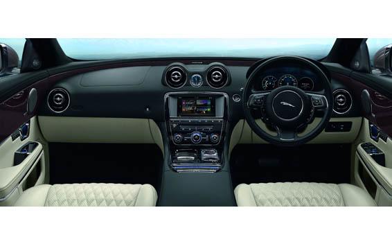 Jaguar XJ Series 12