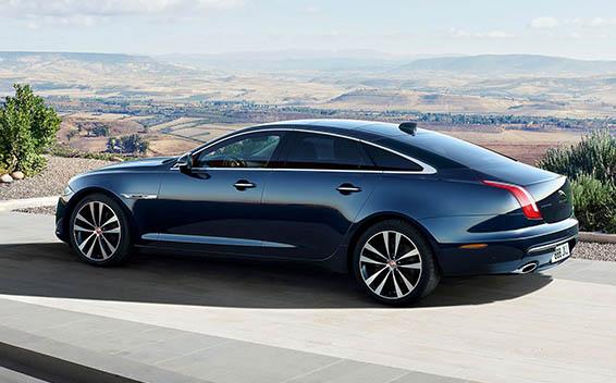 Jaguar XJ Series 20