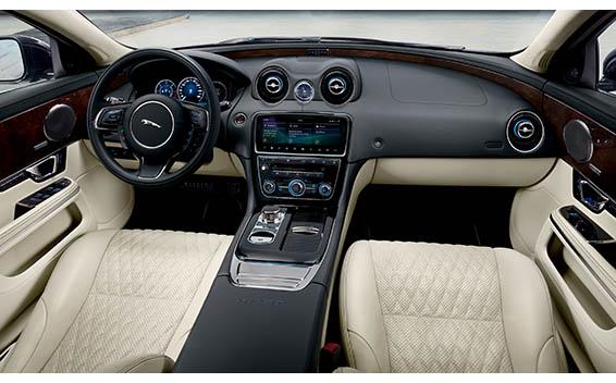 Jaguar XJ Series 22
