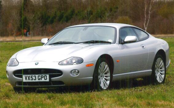Jaguar XK Series XKR COUPE RHD AT 4.2 (2004)