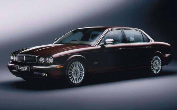 Jaguar Daimler RHD AT 4.2 (2005)