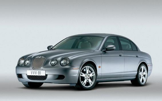 Jaguar S-Type 1