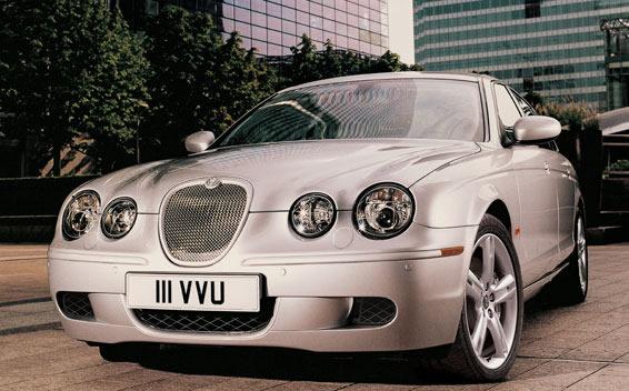 Jaguar S-Type 14