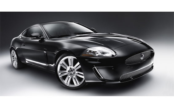 Jaguar XK Series XK CONVERTIBLE LHD AT 4.2 (2009)