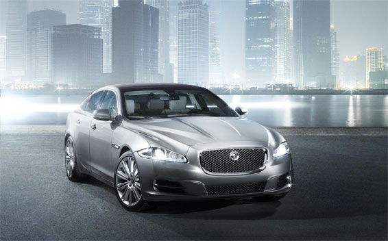 Jaguar XJ Series PORTFOLIO SPECIAL SELECTION MODERN RHD AT 5.0 (2011)