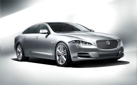 Jaguar XJ Series PORTFOLIO RHD AT 5.0 (2012)