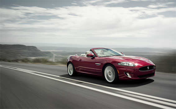 Jaguar XK Series XK LUXURY CONVERTIBLE LHD AT 5.0 (2012)