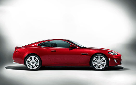 Jaguar XK Series XKR S COUPE LHD AT 5.0 (2013)