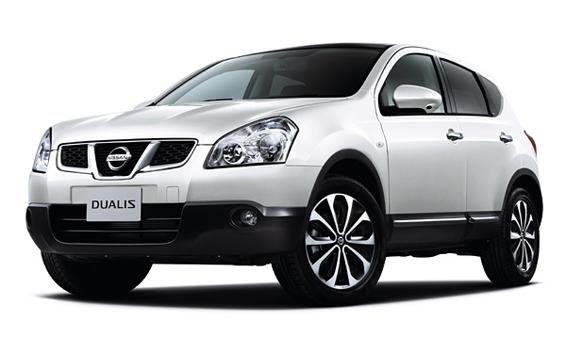 Nissan Dualis 9