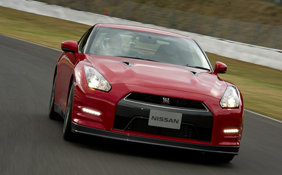 Nissan Nissan GT-R GT R SPECIAL EDITION 4WD AT 3.8 (2013)