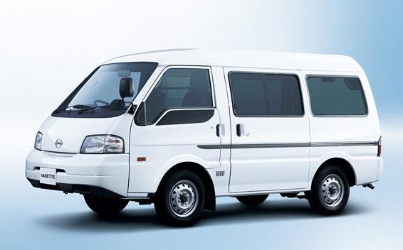 Nissan Vanette Van 1
