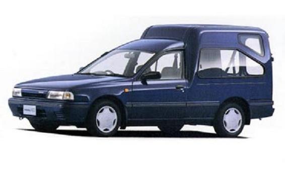 Nissan Ad Max Wagon SLX AT 1.5 (1992)