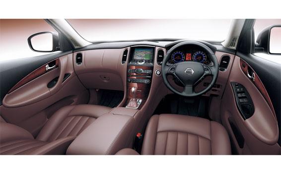 Nissan SKYLINE CROSSOVER 6