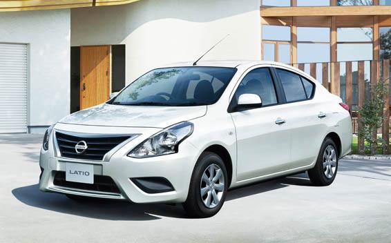 Nissan Latio 1