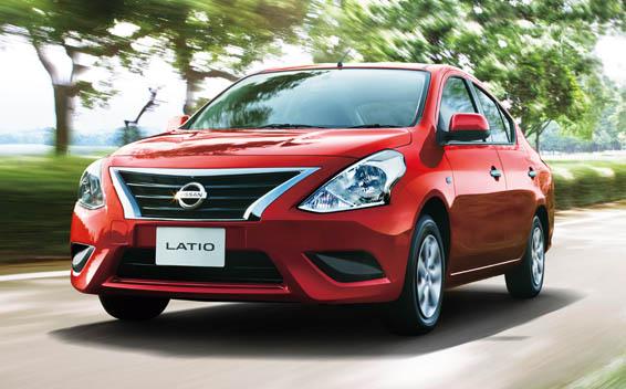 Nissan Latio 2