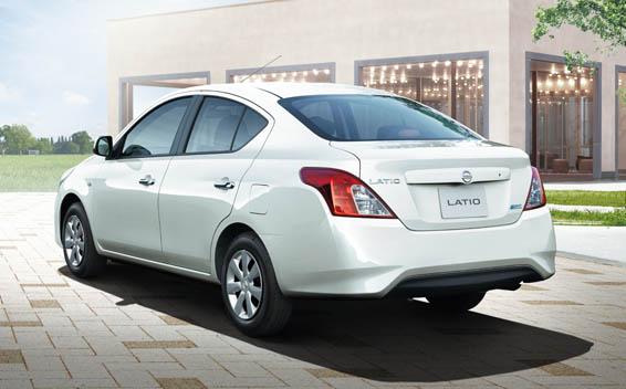 Nissan Latio 3