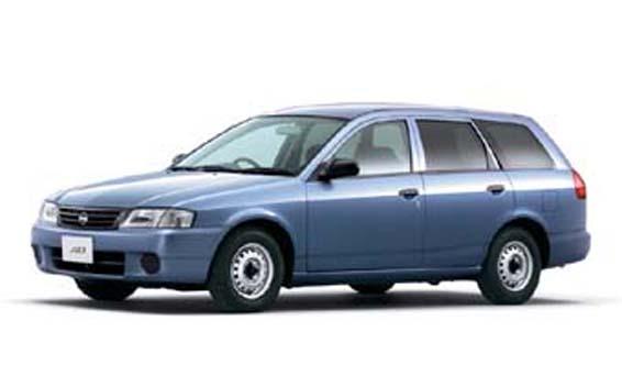 Nissan Ad Van 1