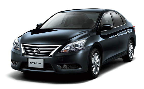 Nissan SYLPHY 1