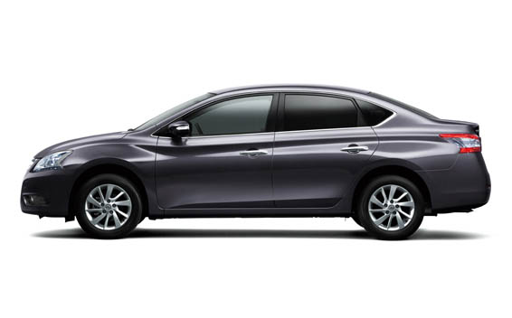 Nissan SYLPHY 3