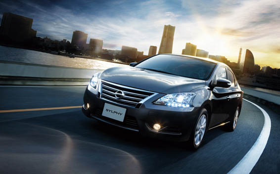Nissan SYLPHY 4