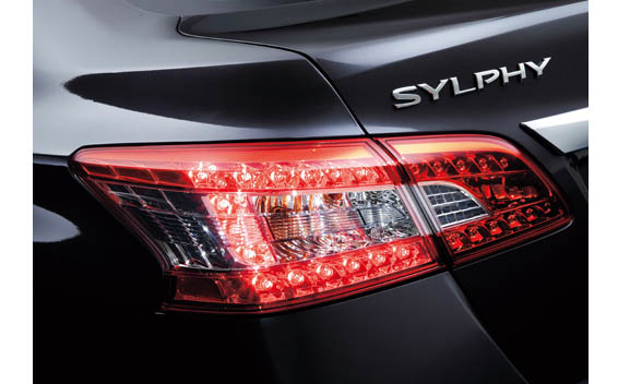 Nissan SYLPHY 7