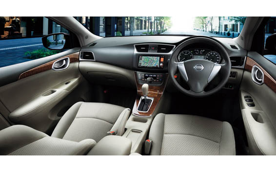 Nissan SYLPHY 9