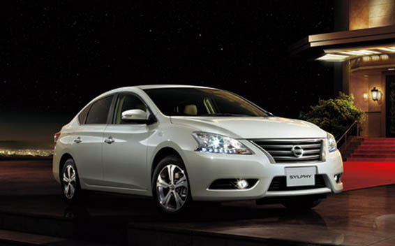 Nissan SYLPHY 13