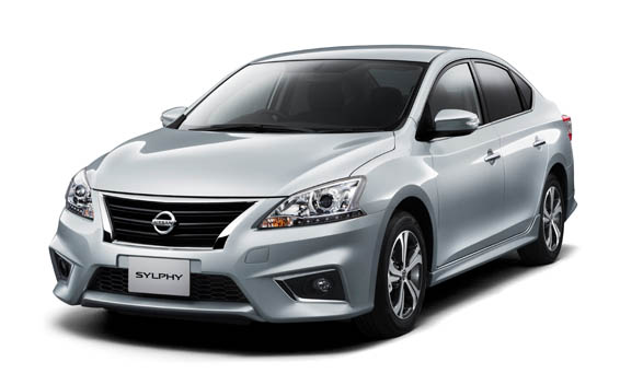 Nissan SYLPHY 19