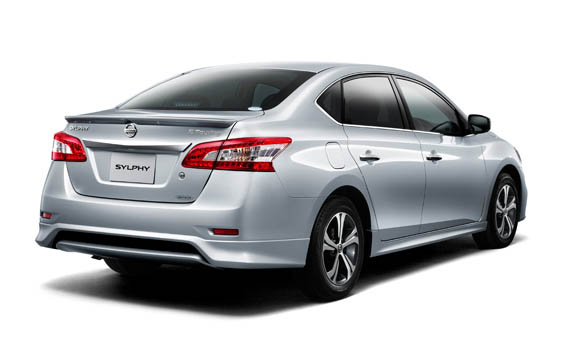 Nissan SYLPHY 20
