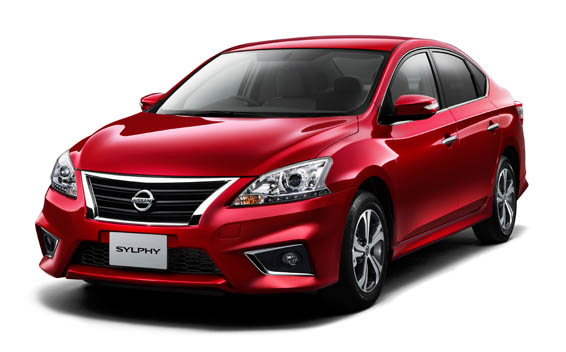 Nissan SYLPHY 21