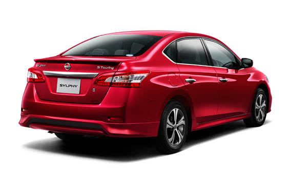 Nissan SYLPHY 22