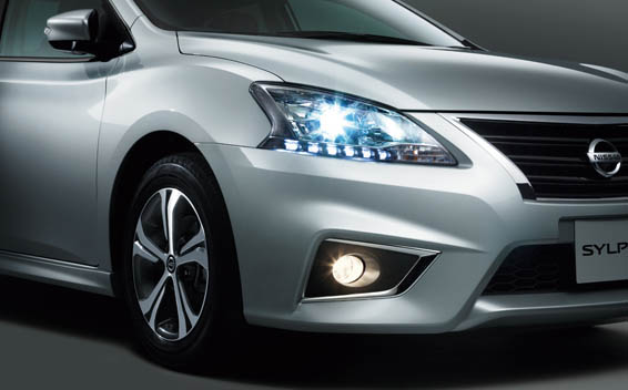 Nissan SYLPHY 23