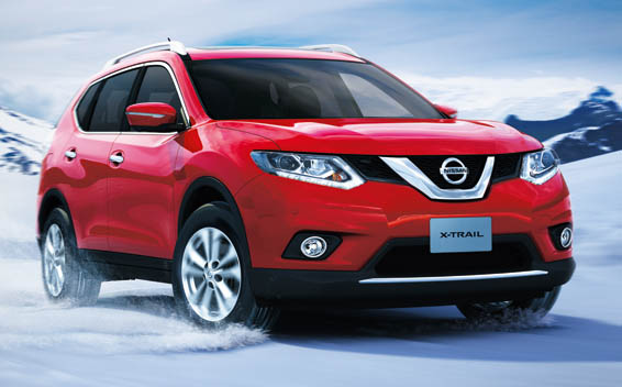 Nissan X-Trail 20S EMERGENCY BRAKE PACKAGE 5PASS CVT 2.0 (2015)