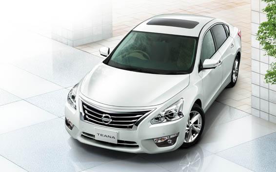 Nissan Teana 3