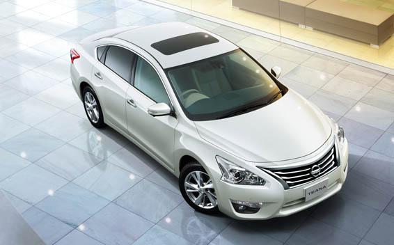 Nissan Teana 4