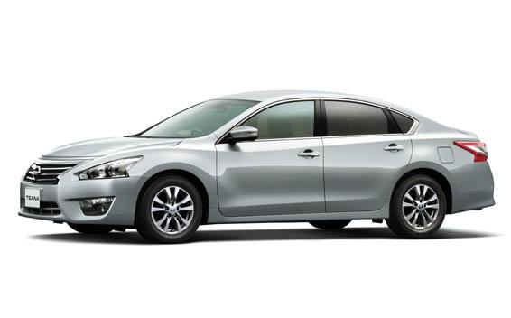 Nissan Teana 5