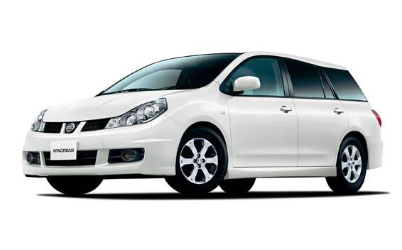 Nissan Wingroad 1
