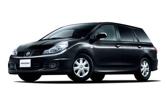 Nissan Wingroad 4