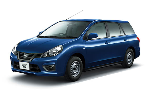 Nissan NV150 AD 2